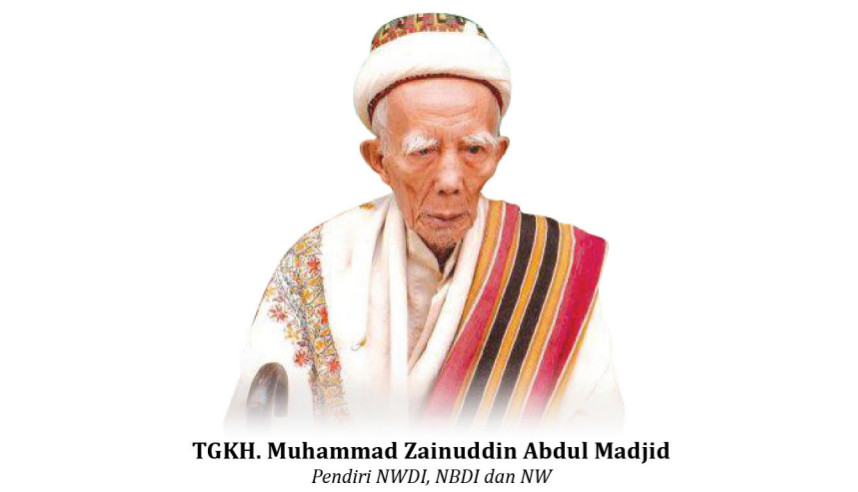 Al-Maghfurlah TGKH. Muhammad Zainuddin Abdul Madjid